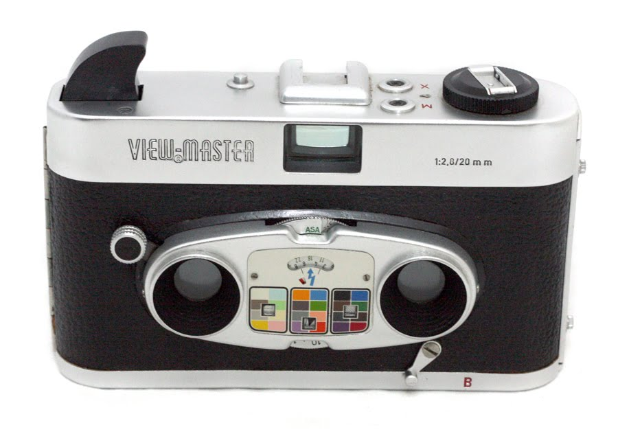 View Master Mark II Part 1