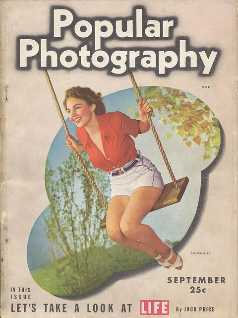 Vintage Magazine Covers: Fall