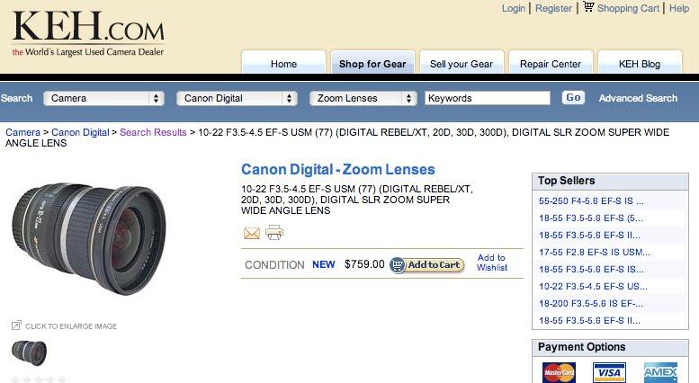Digital Lens Compatibility Part 3