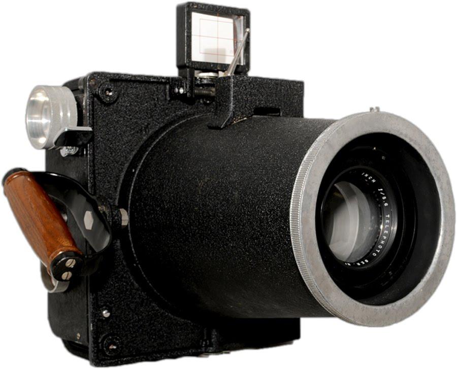 Keystone F-8 Aerial Camera