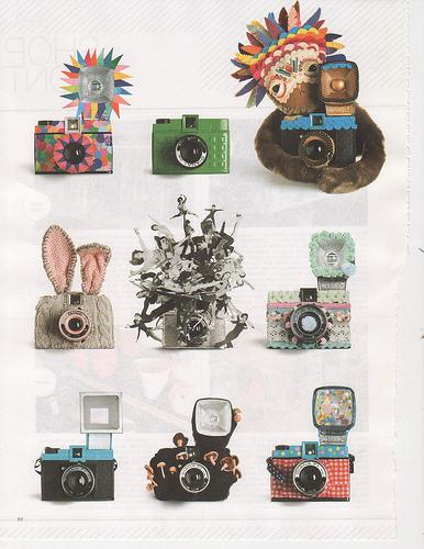 Redesigning Plastic Cameras
