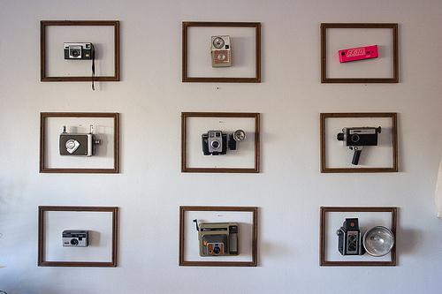 Alternative Camera Displays