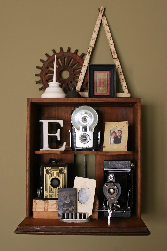 DIY Repurposed Camera Display