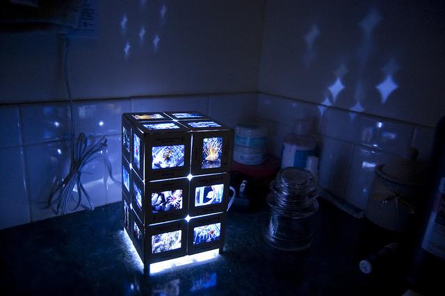 LED Slide lamp