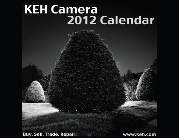 The 2012 KEH Photo Calendar Preview and Giveaway!