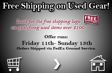 KEH News and Free Shipping