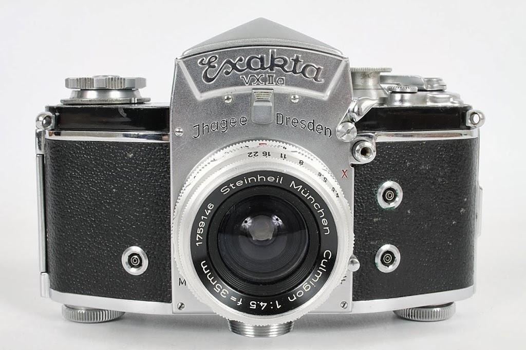 Vintage Camera Finds