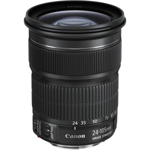 Canon 24-105mm f/3.5-5.6 IS STM EF Mount Lens