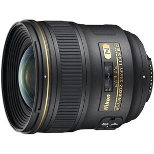 Nikon 24mm f/1.4G ED AF-S NIKKOR Lens