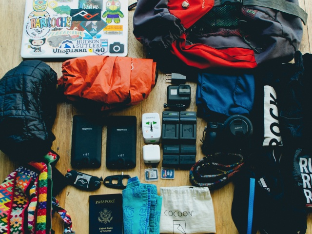 How I Packed for a Week in Patagonia
