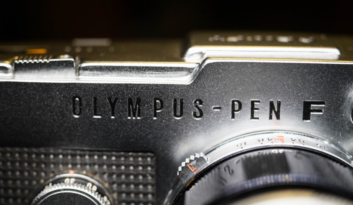 Olympus PEN FT: Half Can Sometimes Mean More