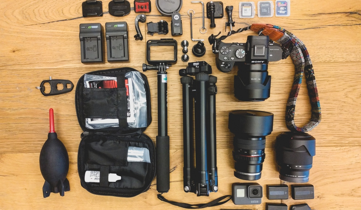 What's In My Photo Bag?