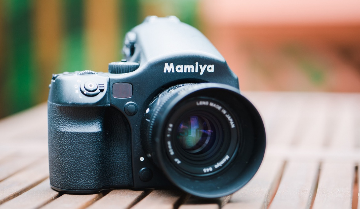 The Mamiya 645 AFD II : Powerful Workhorse