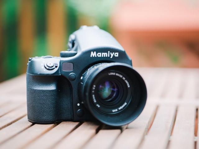The Mamiya 645 AFD II : Powerful Workhorse