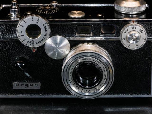 Argus C3: A Lovely Brick