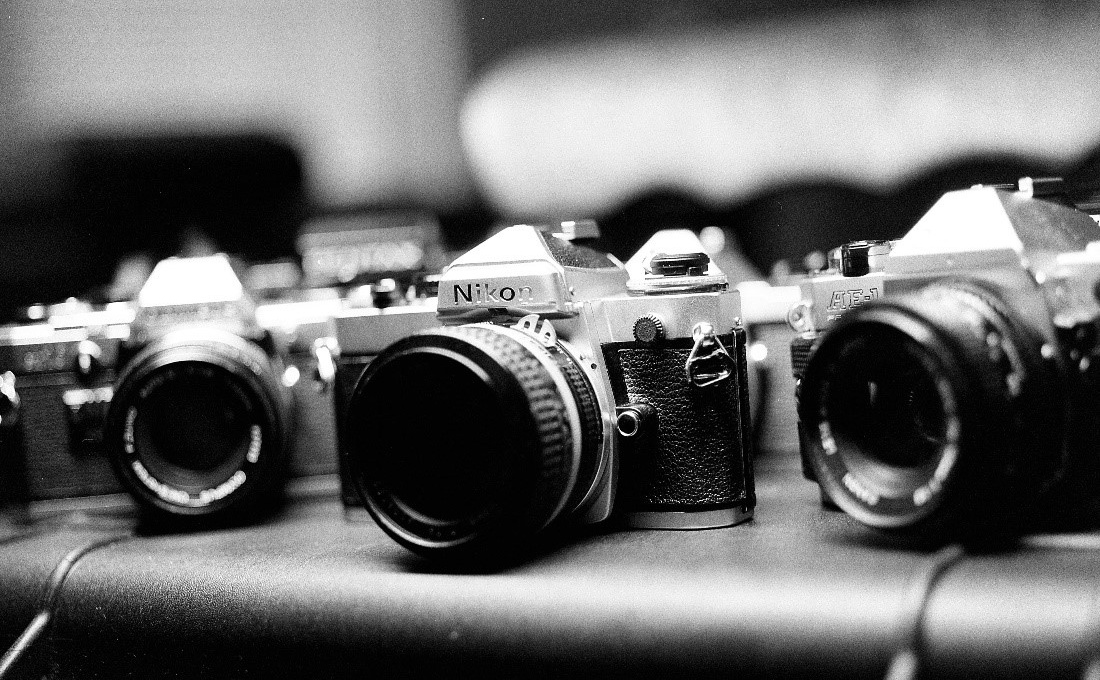 A Love For Photography Need Not Break the Bank: Part 1