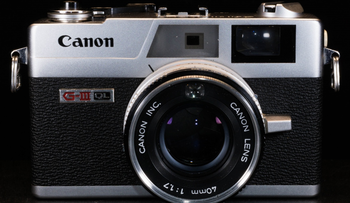 Canonet QL17 GIII: Long Name, Great Camera