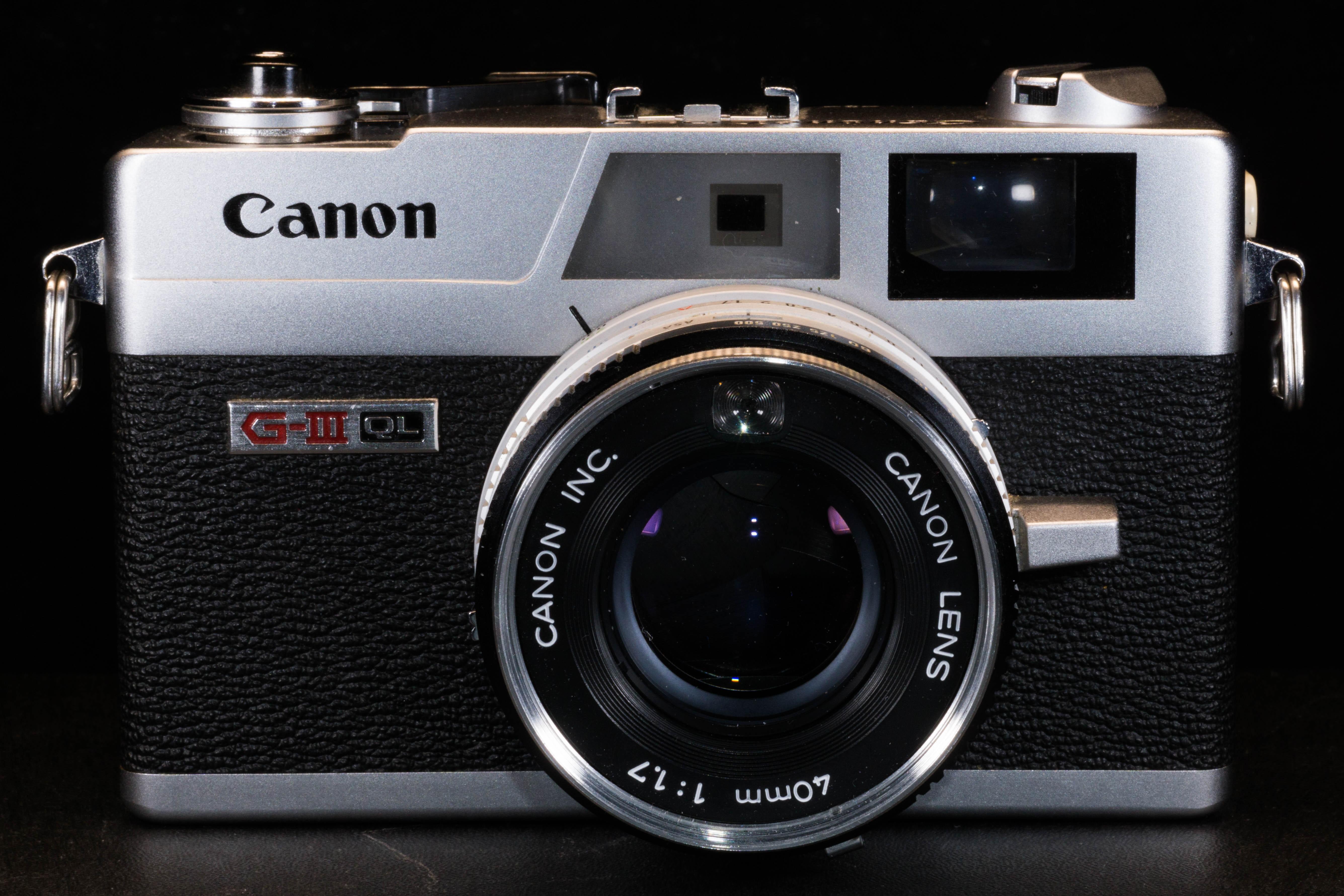 Canonet Ql17 Giii Long Name Great Camera Spotlight