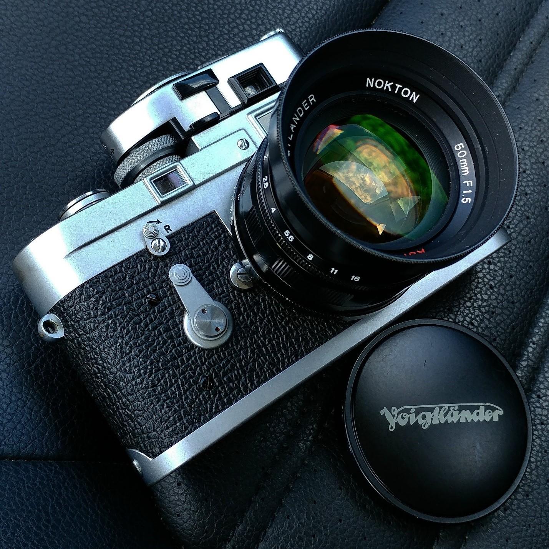 Legend vs  Bootleg: Leica M3 vs  FED 2 - Spotlight