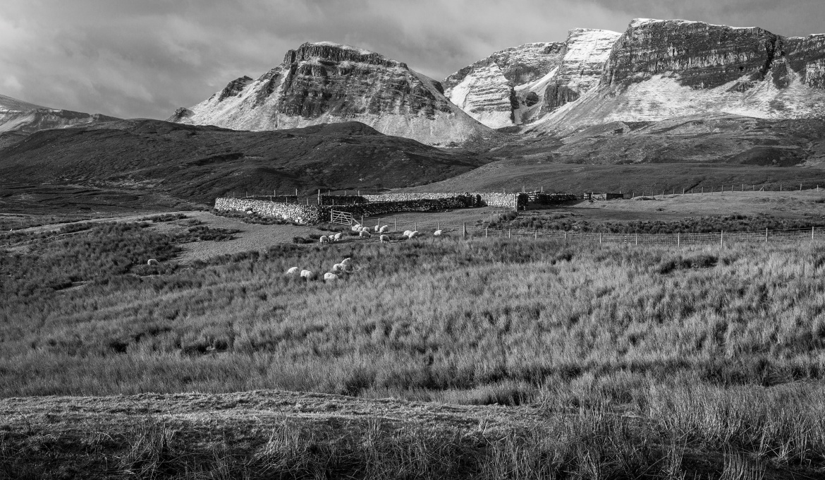 On the Road with Mark: Thanksgiving Day in Isle of Skye, Scotland