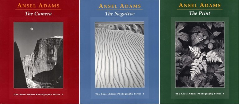 Inside Making A Photograph By Ansel Adams