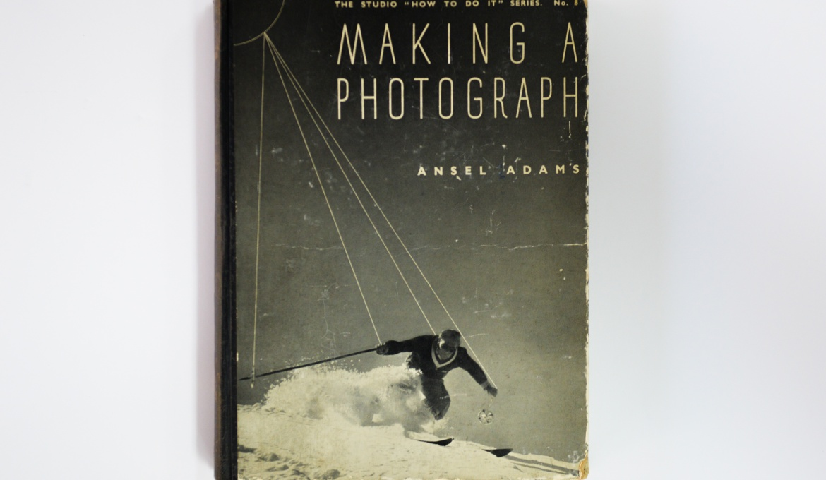 "Inside ""Making A Photograph"" by Ansel Adams"