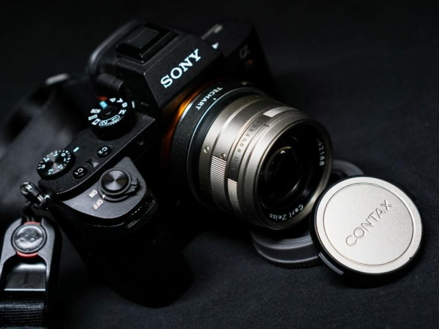 Film Meets Digital: Contax G to Sony E Mount