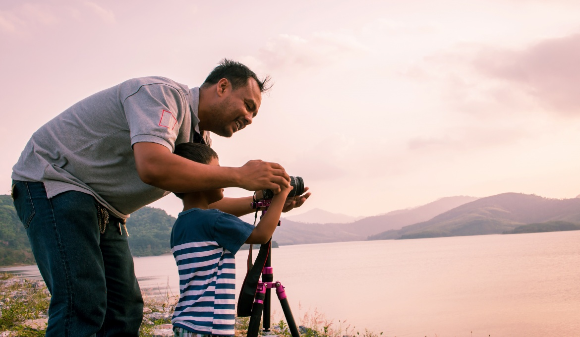 Camera Gear For Every Dad-ographer