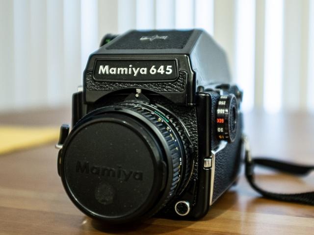 Mamiya M645 1000s Review