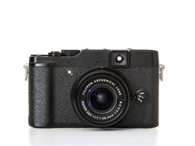 Fujifilm X10: Review