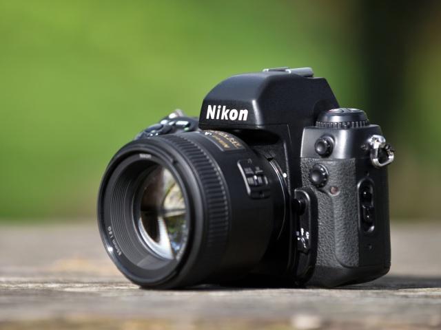 5 Popular Nikon Film Cameras