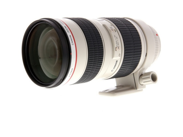 Lens Review: Canon 70-200mm F/2.8L IS USM