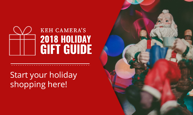 KEH Camera's 2018 Holiday Gift Guide