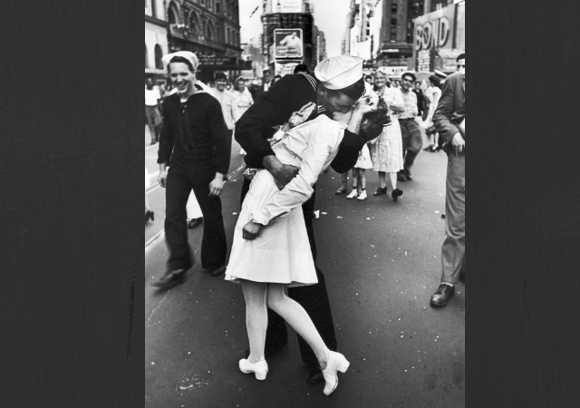 V-J Day in Times Square: The History Behind the Iconic Image
