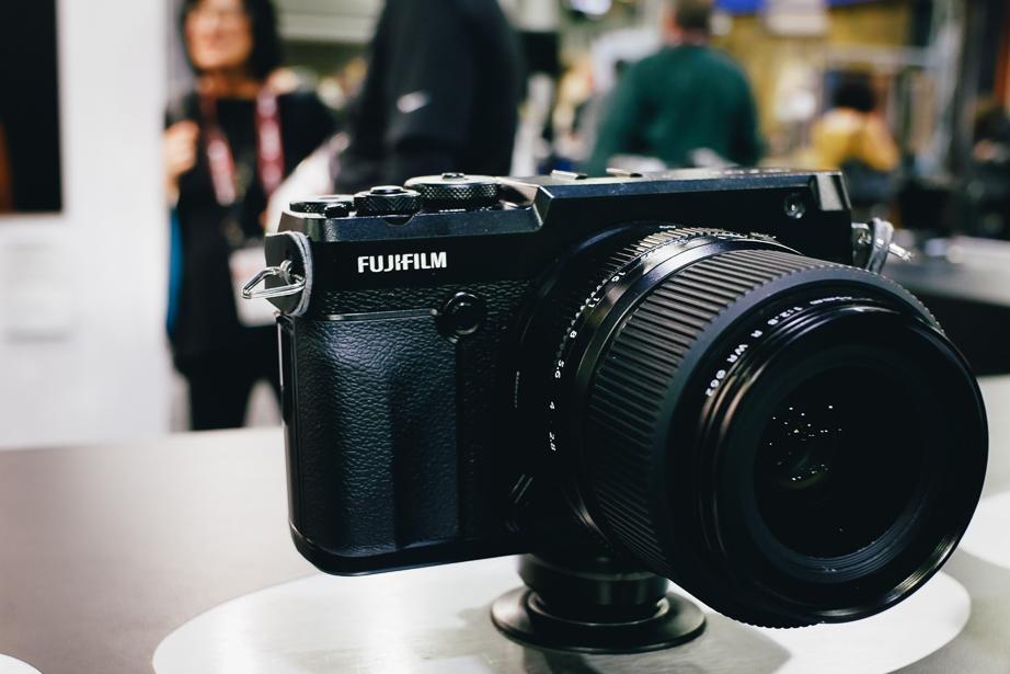 Fujifilm GFX 50R at Imaging USA 2019