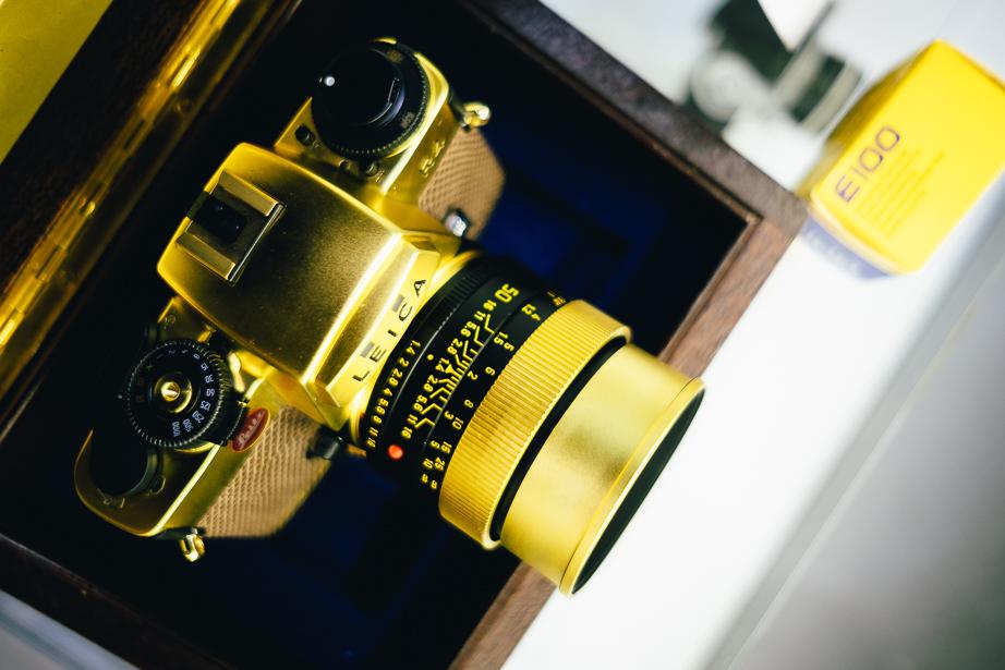 KEH Reserve Gold Leica R4