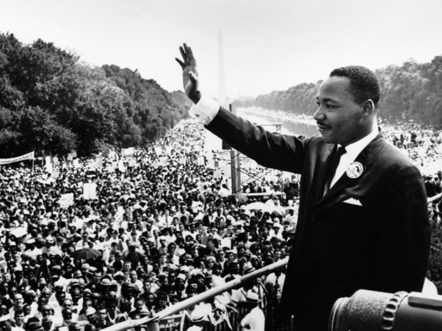 Historic Photos of Martin Luther King Jr.