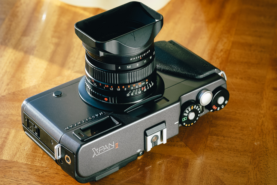Hasselblad Xpan II review by Luca Eandi