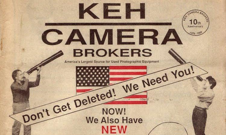 KEH Camera Vintage Catalog