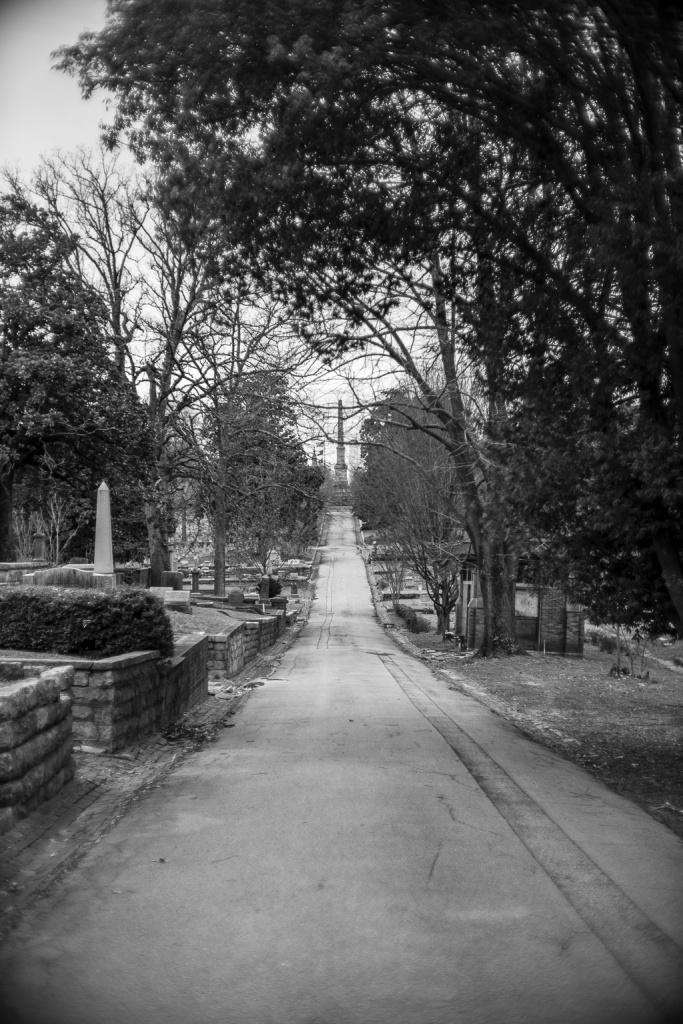 Canon Dream Lens 50mm Oakland Cemetery