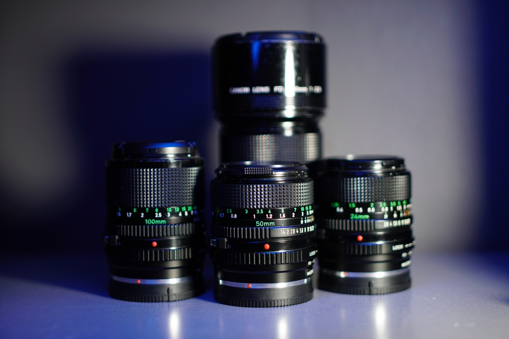 How To Select the Right Lenses for Travel