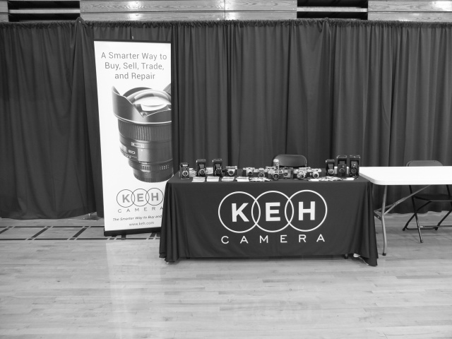 KEH at Pebblebrook High School Career Expo