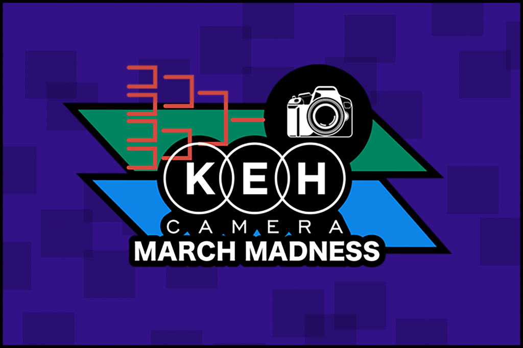 40 Iconic Cameras Battle It Out—KEH March Madness Begins