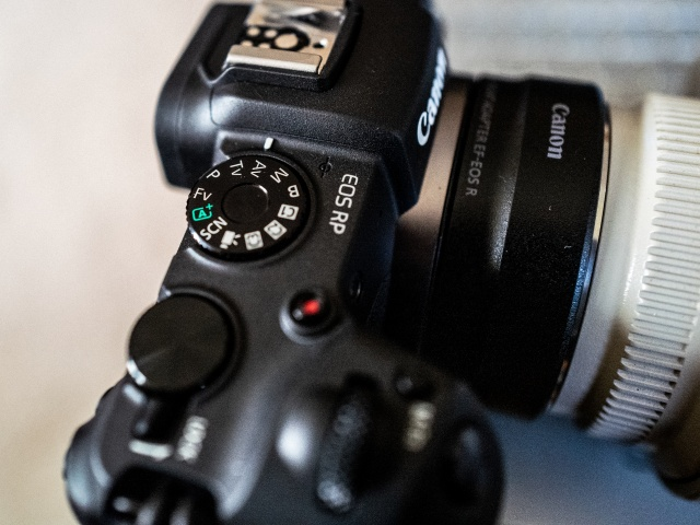 Adapting EF and Older Lenses to the Canon EOS RP