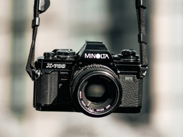 How I Got Over My Photo Burn Out With the Minolta X-700