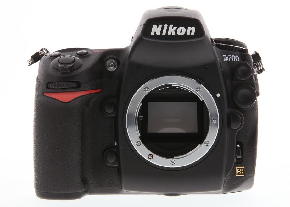 Nikon D700 KEH Camera