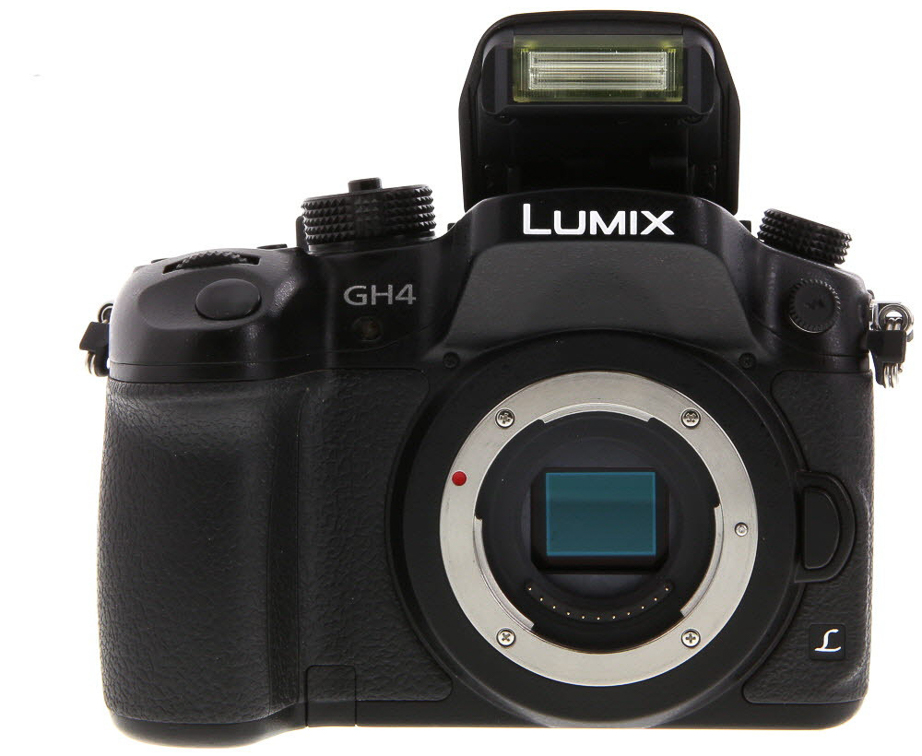 Panasonic Lumix GH4 KEH Camera