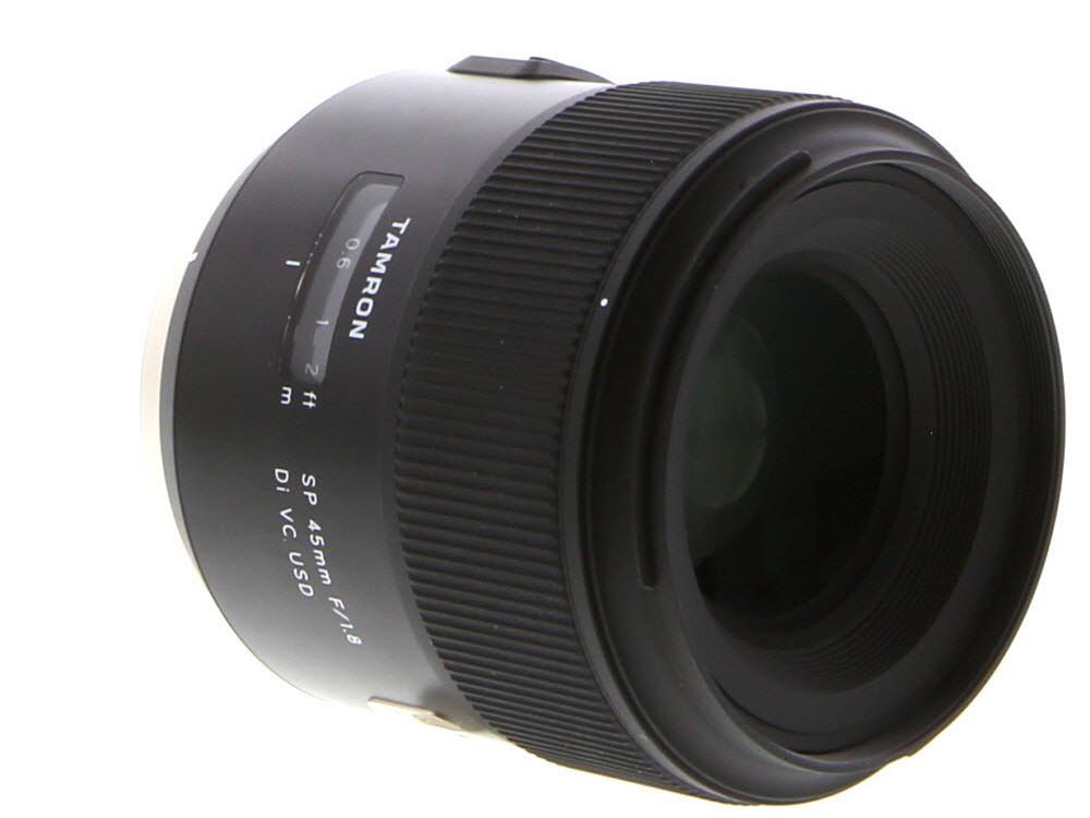 Tamron 45mm f/1.8