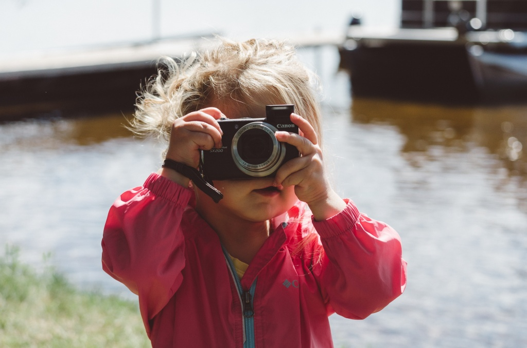 Great Kid-Friendly Cameras For Summer