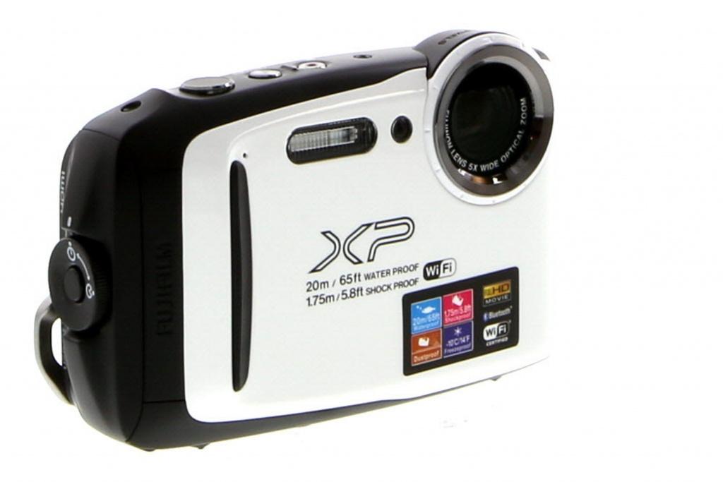 Fuji XP130—3 Tough Waterproof Cameras To Capture Your Summer Fun